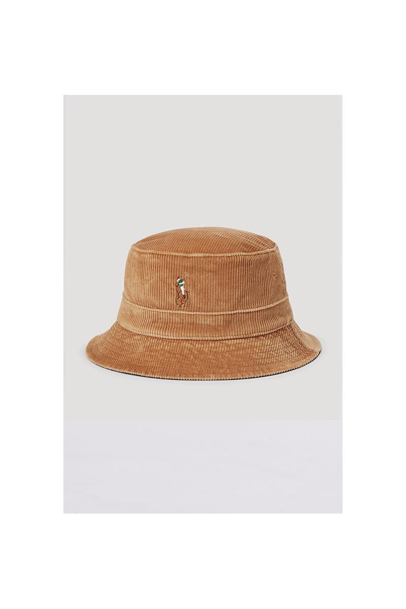 Loft bucket hat corduroy Beige
