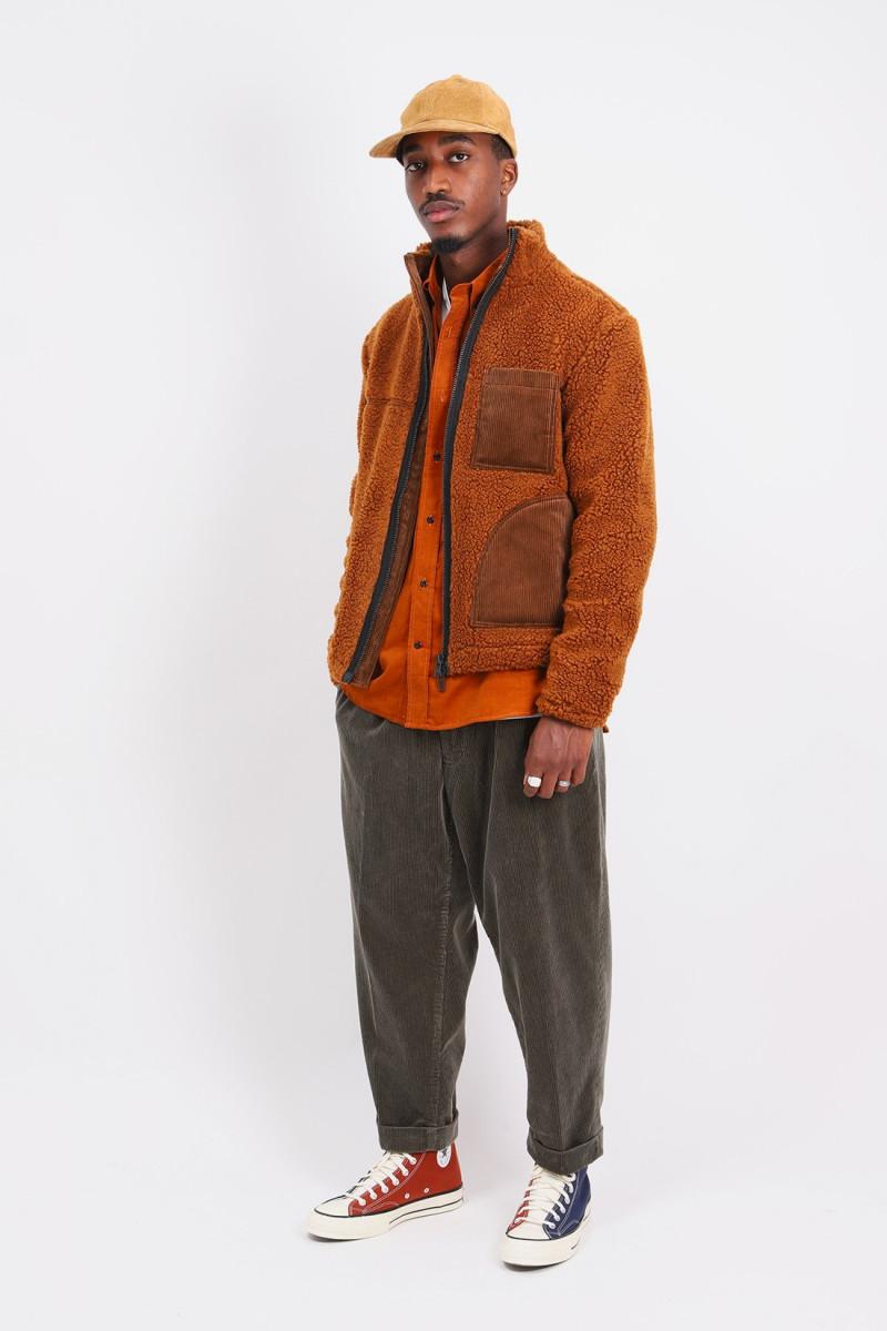 Bembridge jacket Ginger