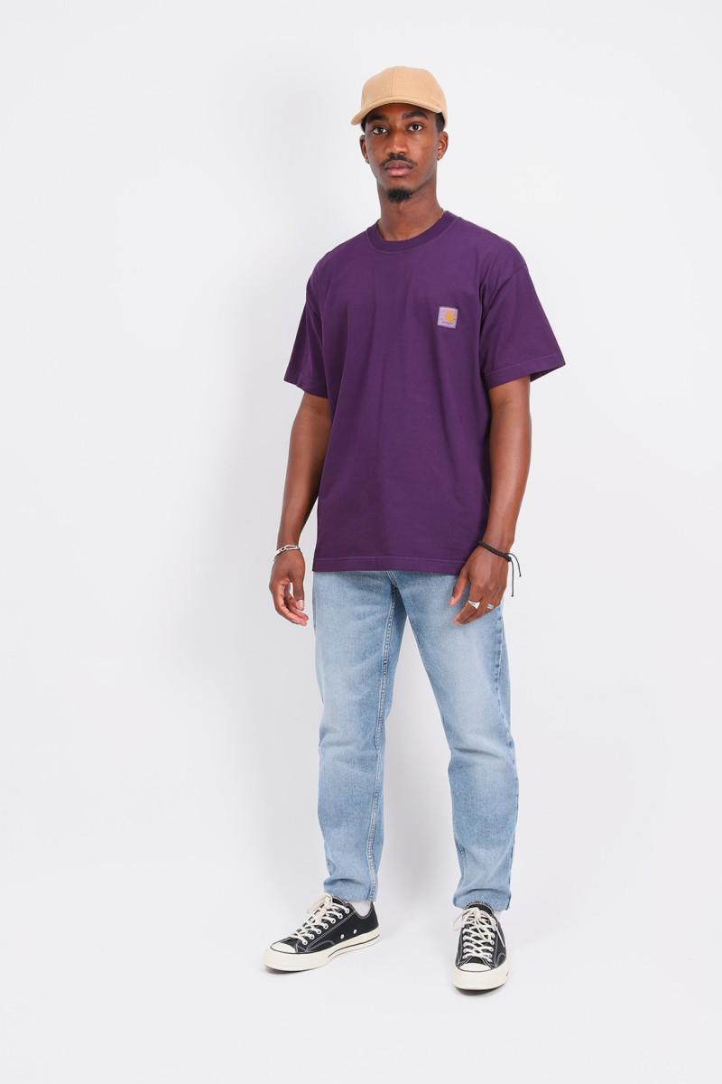 S/s vista t-shirt Dark iris