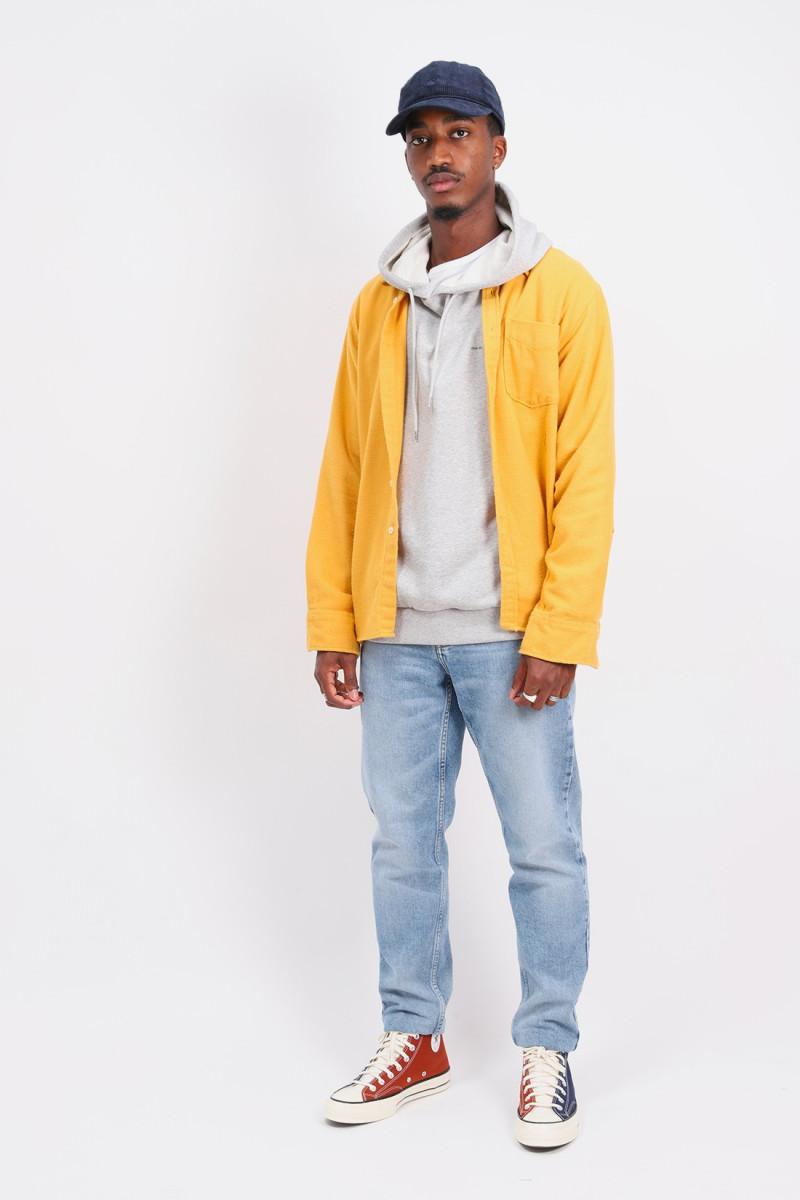 New standard shirt Mustard