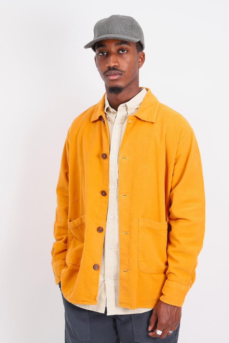 Travail shirt moleskine Orange