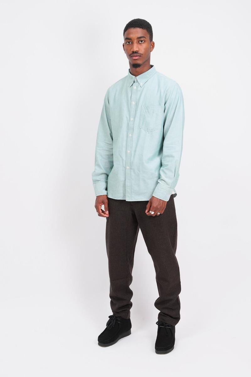 Everyday shirt oxford Green