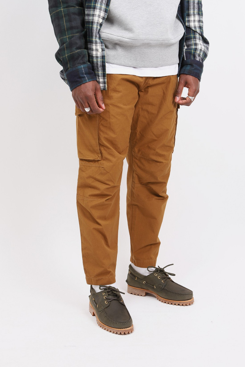 Squad pant ripstop Rubber
