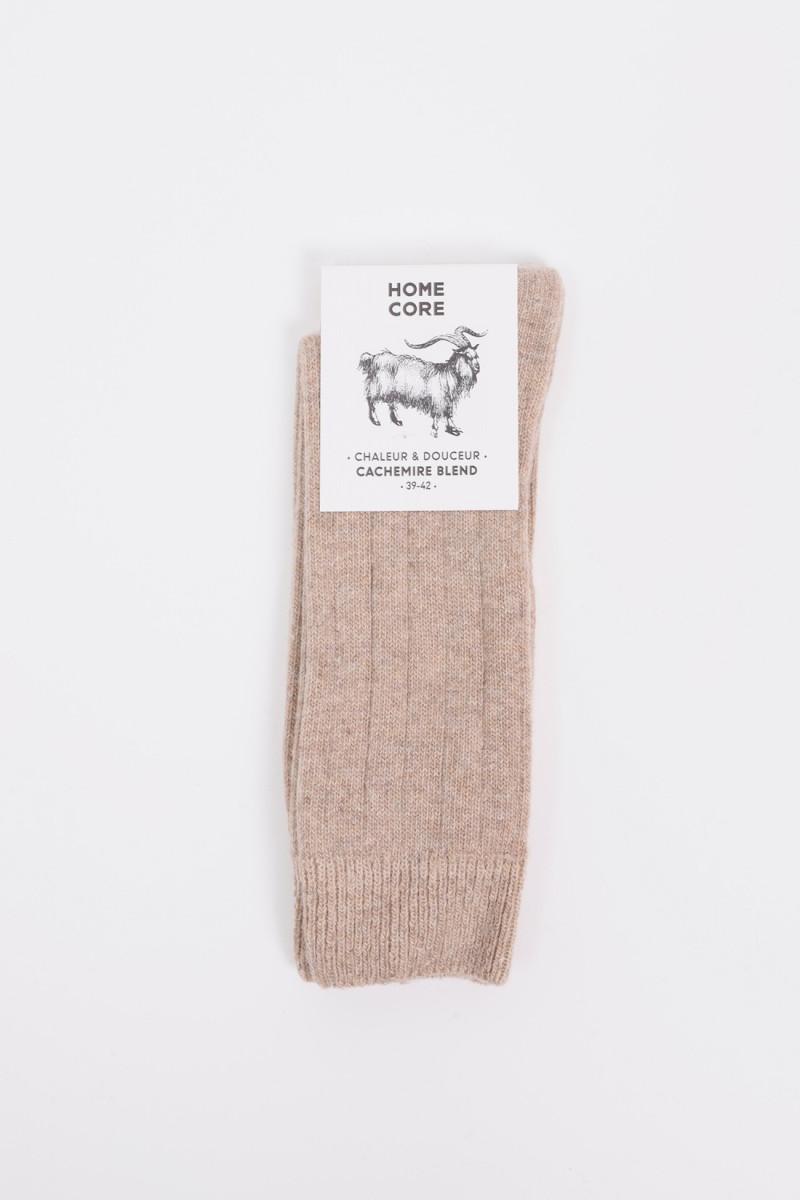 Socks cachemire blend Soybean