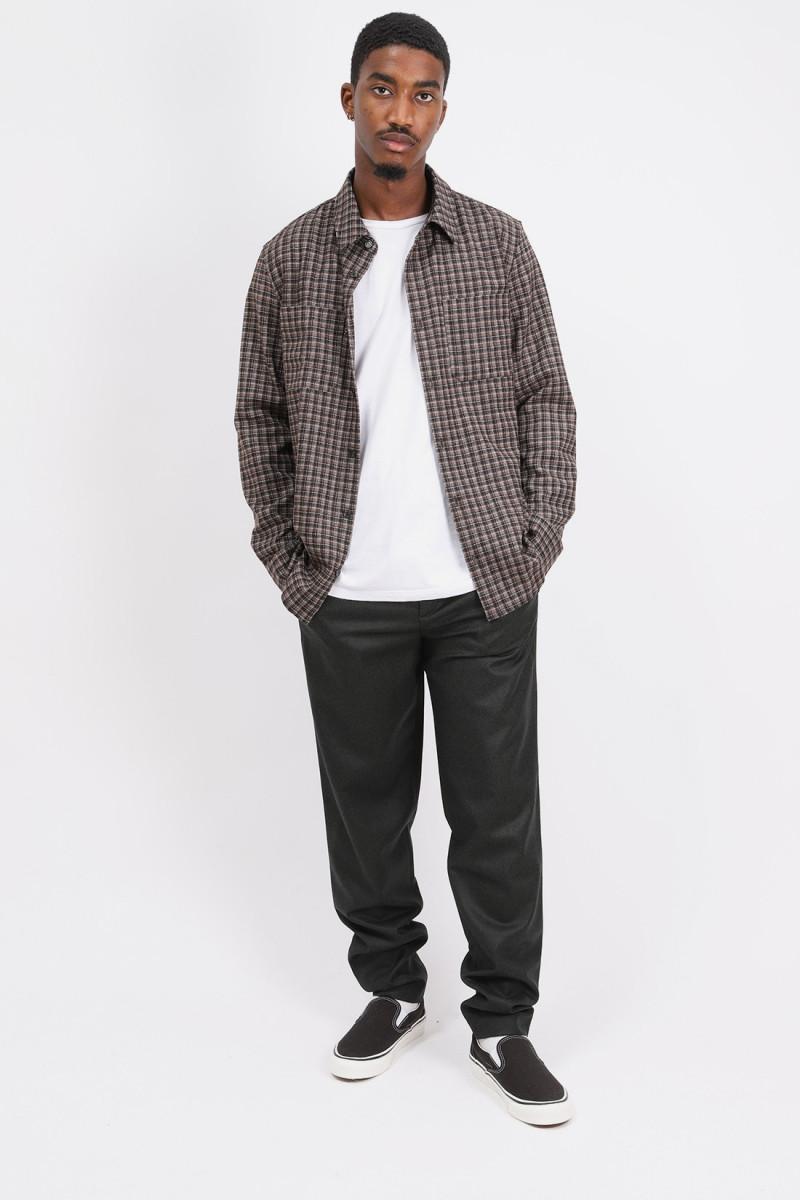 Pantalon etienne Kaki chine