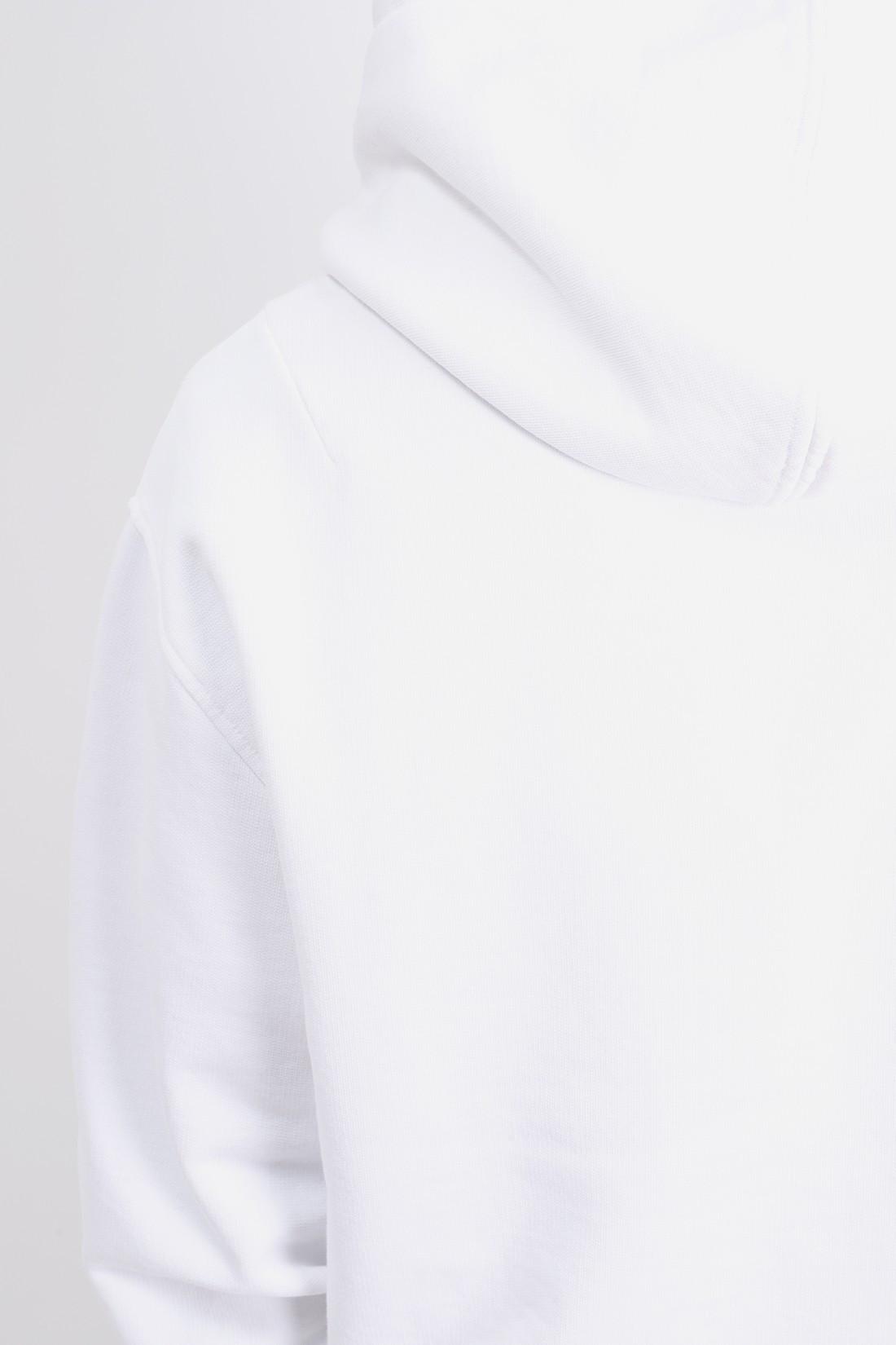 AMI / Hoodie ami de coeur Blanc