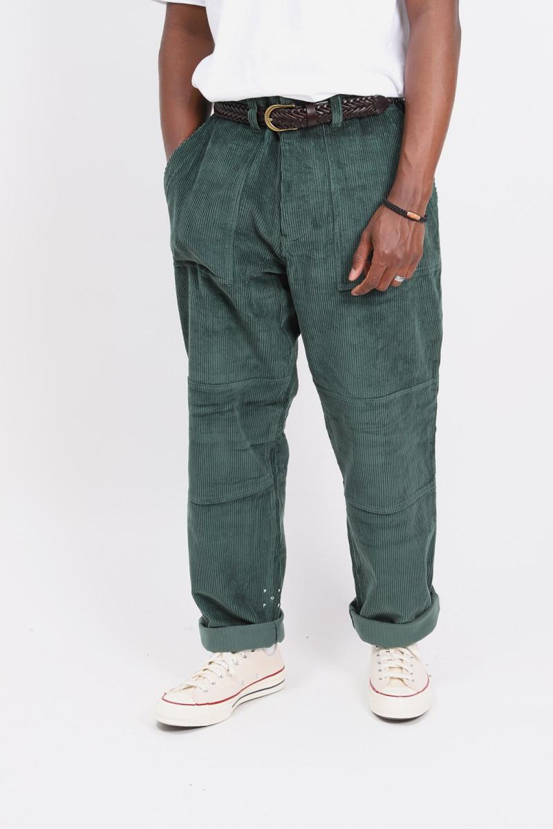 Phatigue farm pants Bistro green