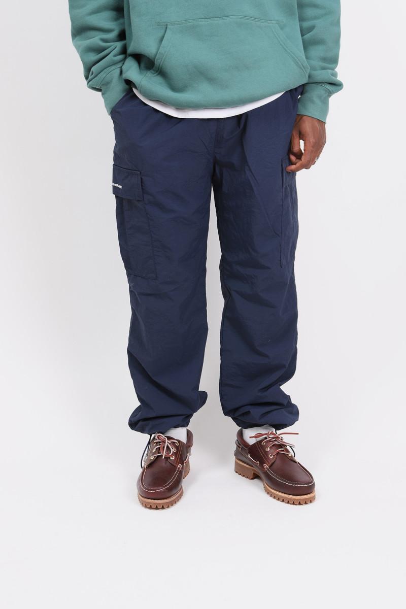 Cargo track pants Navy