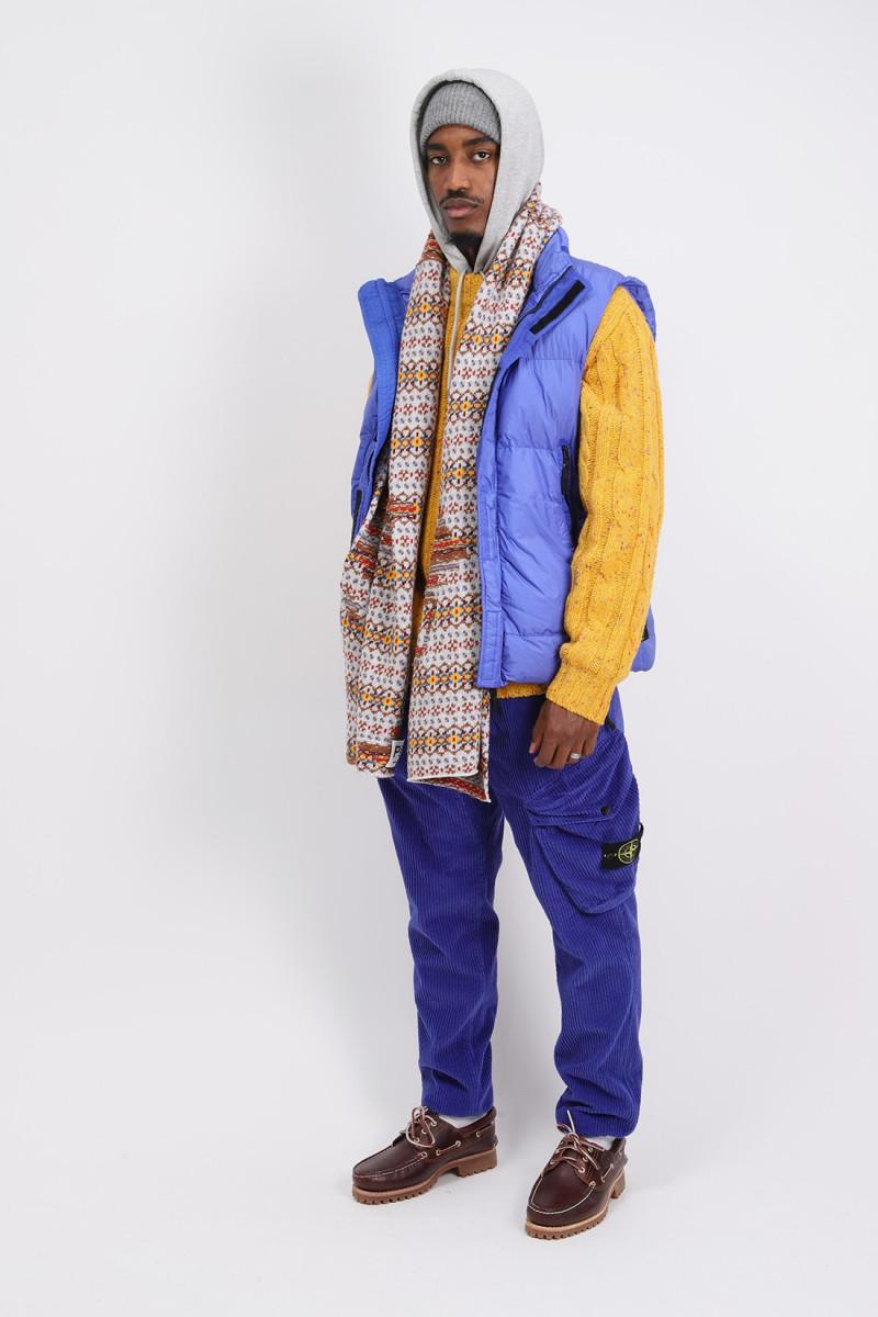 G0123 sleeveless down jacket V0043 pervinca
