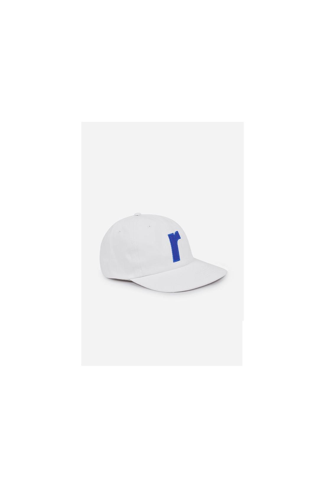 RAVE / R logo cap White
