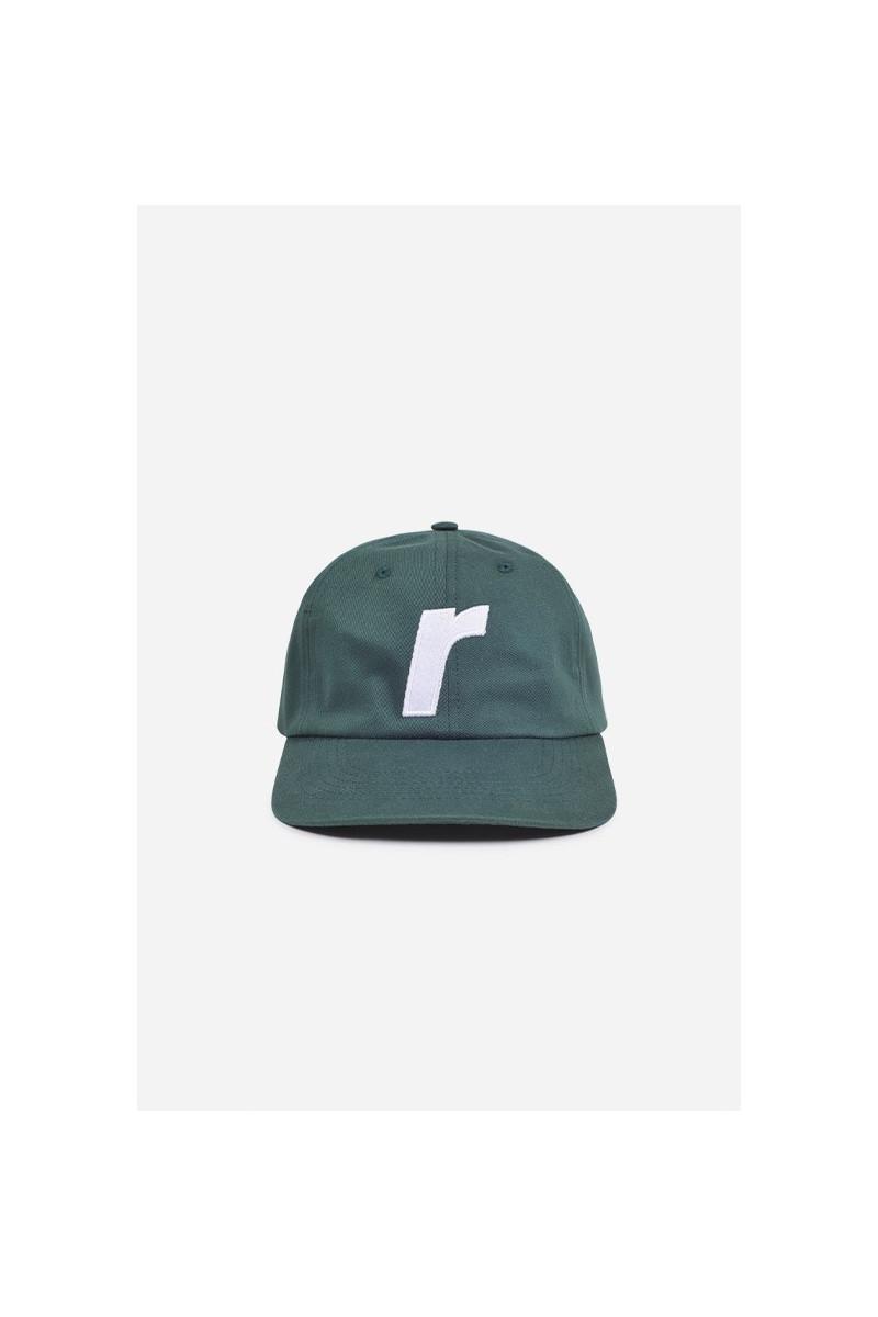 R logo cap Forest