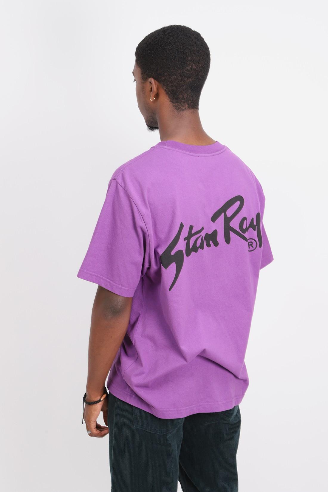 STAN RAY / Stan og tee Purple magic