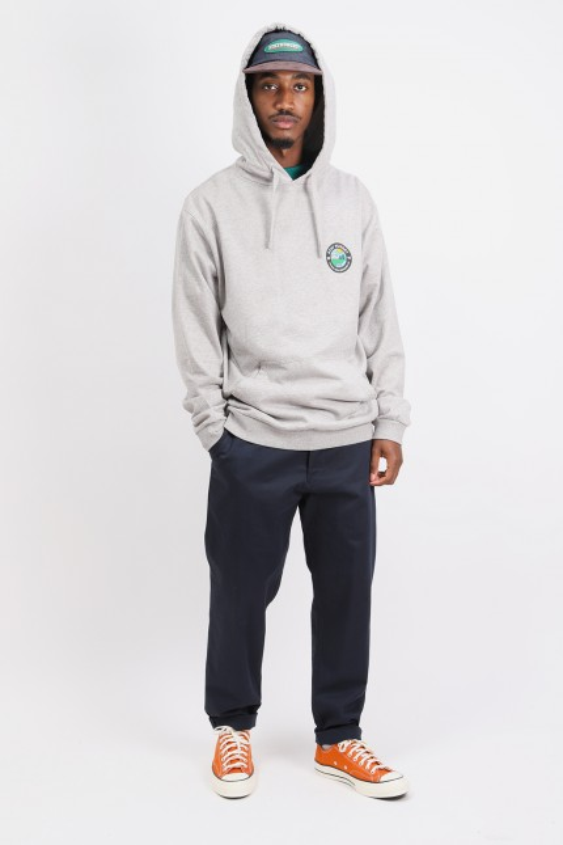 Ymgu light hoodie Grey
