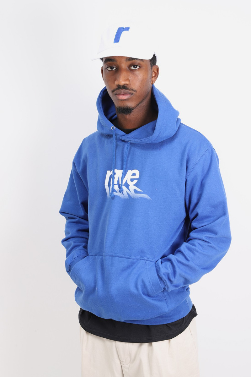 Reflection hoodie Royal blue