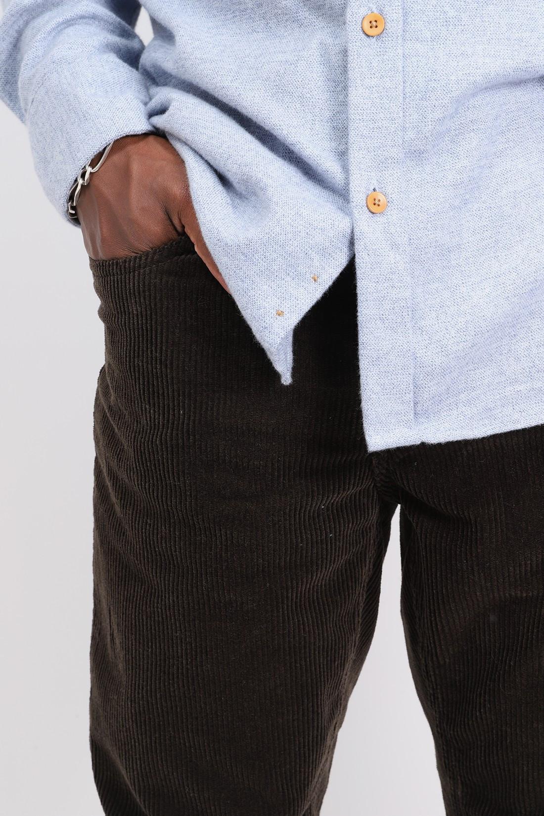 CARHARTT WIP / Newel pant cord Tobacco