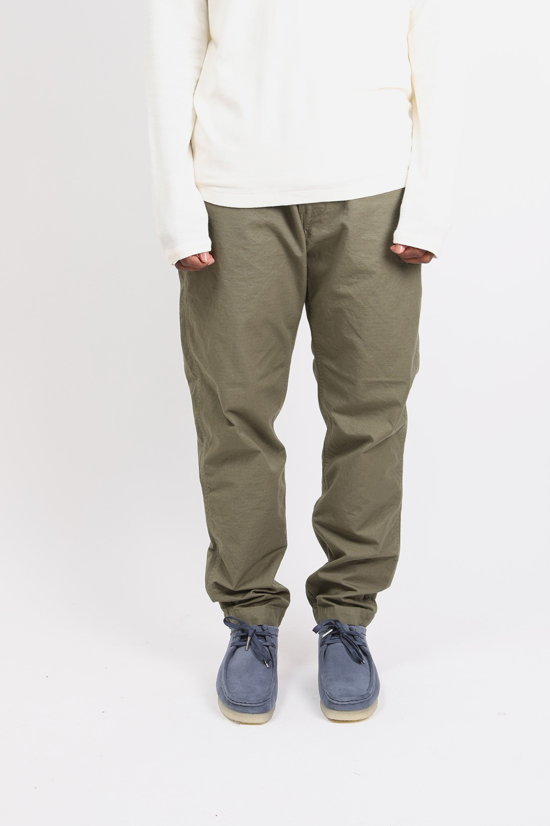 ORSLOW / Army ripstop mil pant Olive