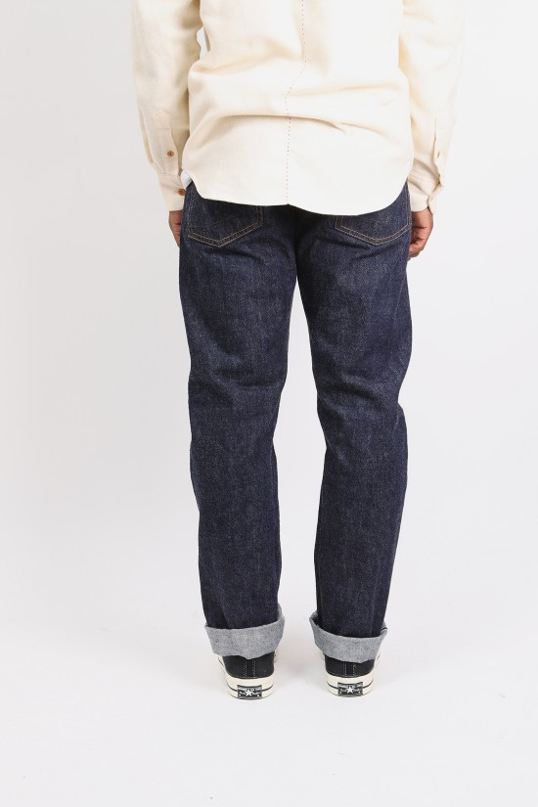 ORSLOW / 105 standard jean denim One wash