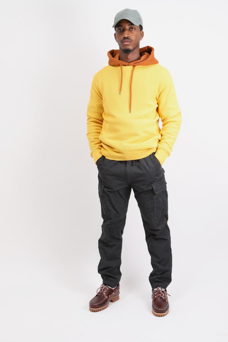 Pull stamford Dijon yellow