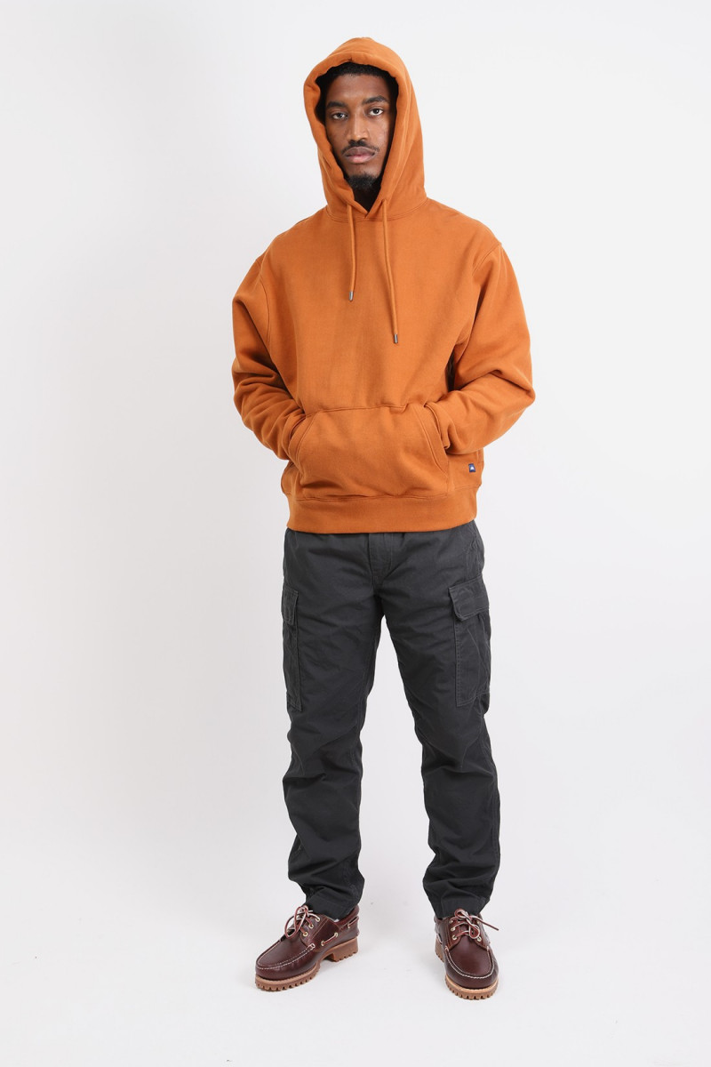 Lmc relaxed hoodie ™ Caramel cafe