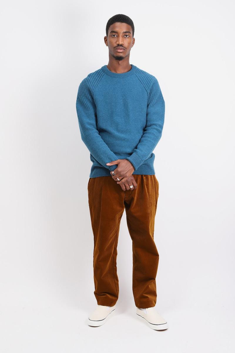 Blenheim jumper carew Turquoise