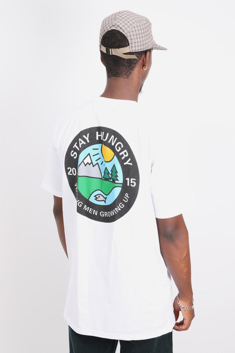 Ymgu t-shirt White