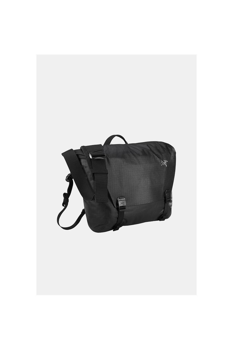 Granville 10 courrier bag Black