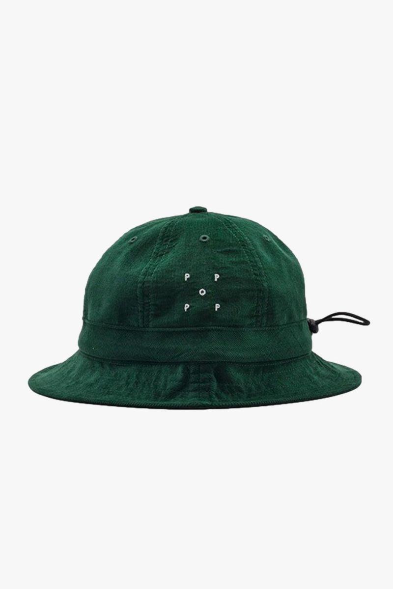 Bell hat minicord Dark green