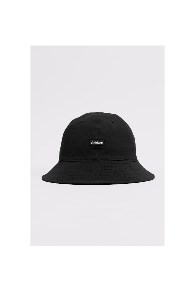 Box logo field hat Black
