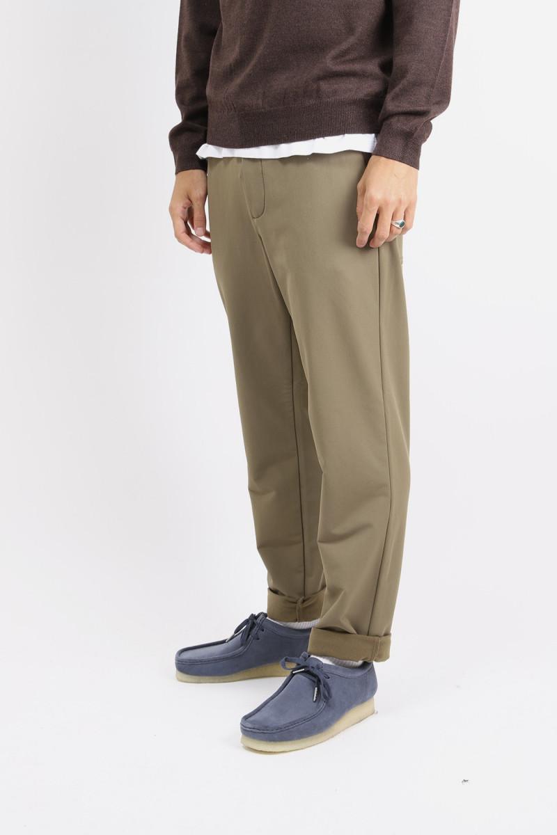 Quentin pantalon technique Argile