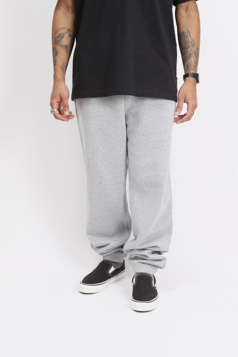 Overdyed sweatpant Grey heather