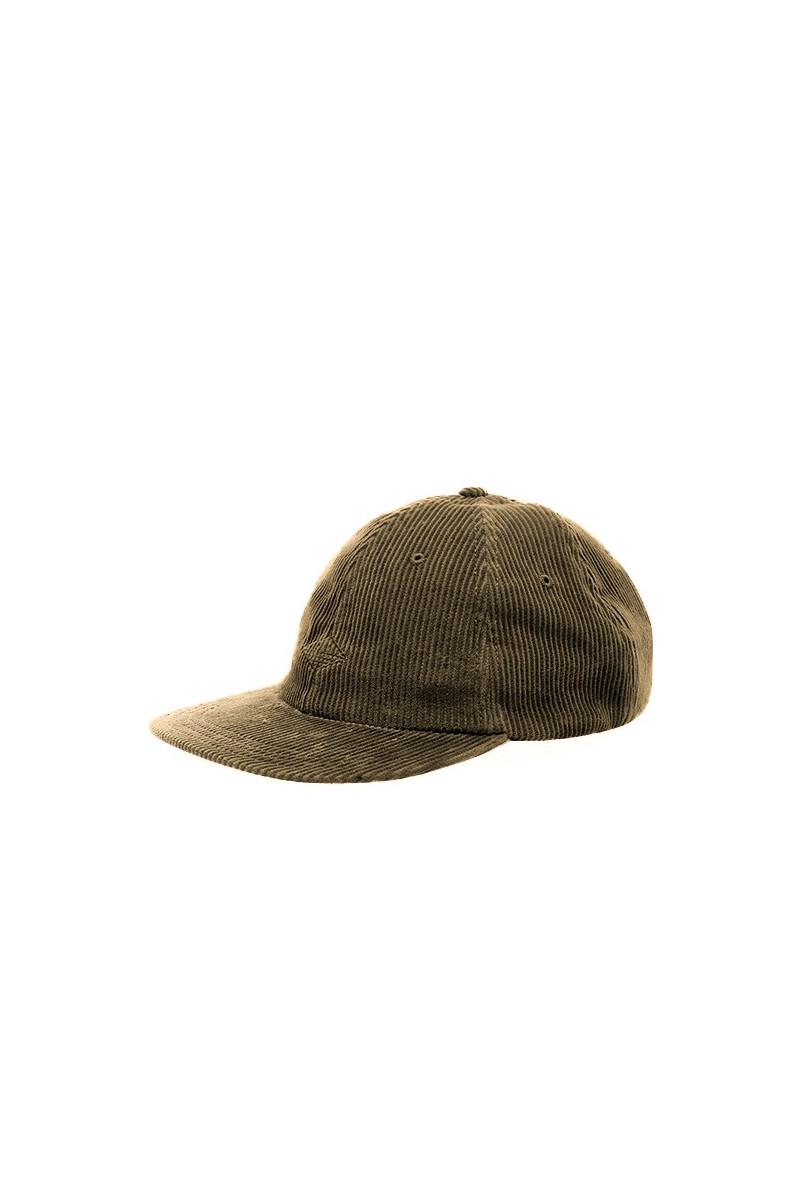 Field cap corduroy Olive