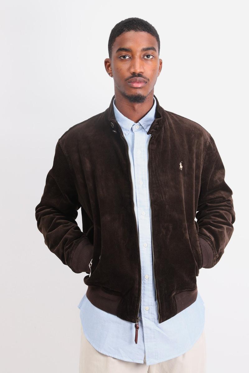 Barracuda cord lined jacket Brown