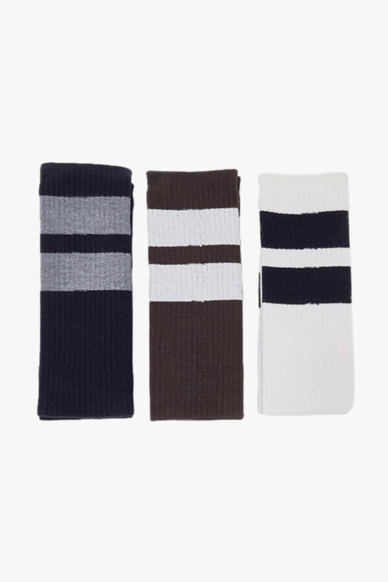 Classic 3pac long / ca-socks Multi