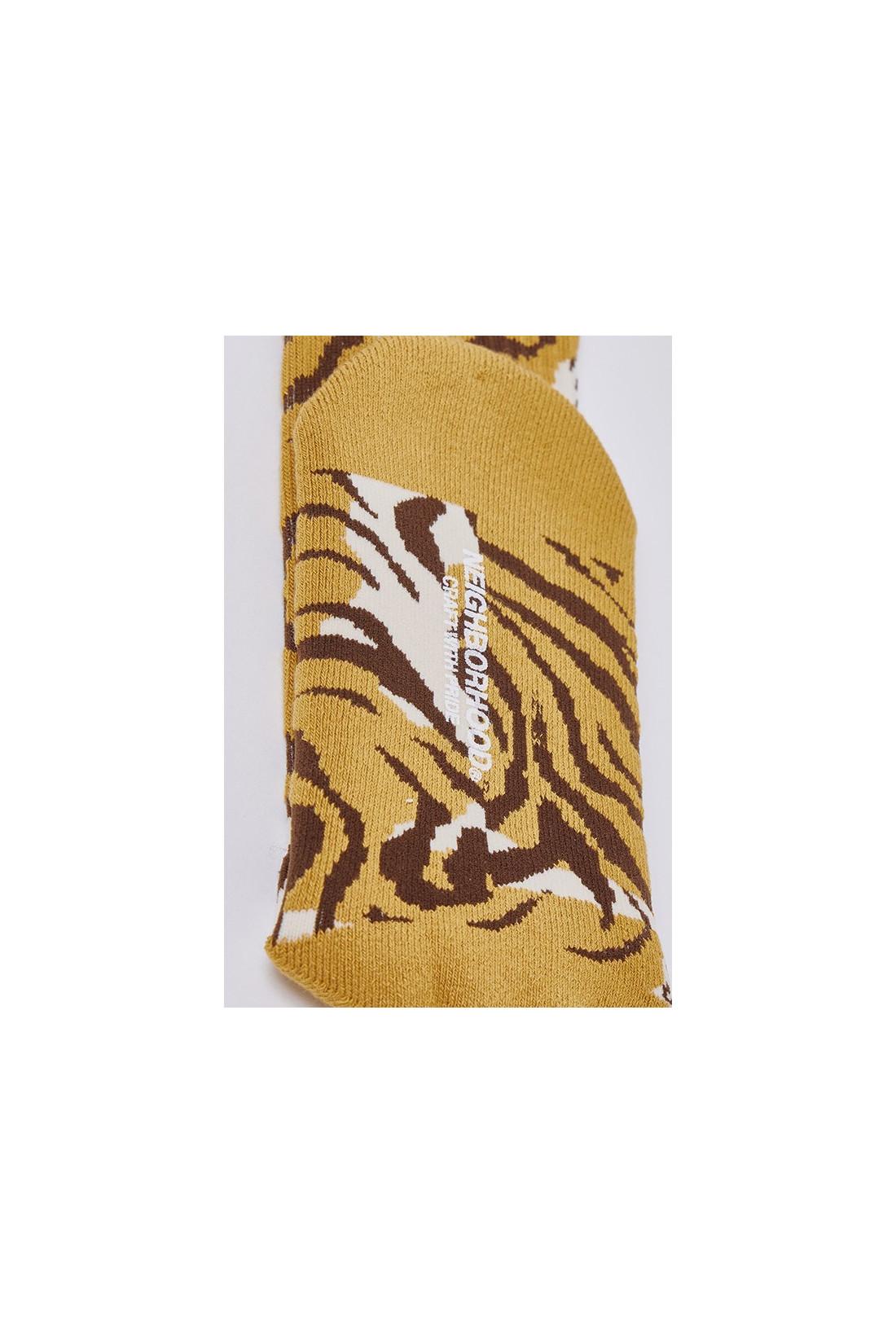 NEIGHBORHOOD / Jq tiger / cn-socks Tiger