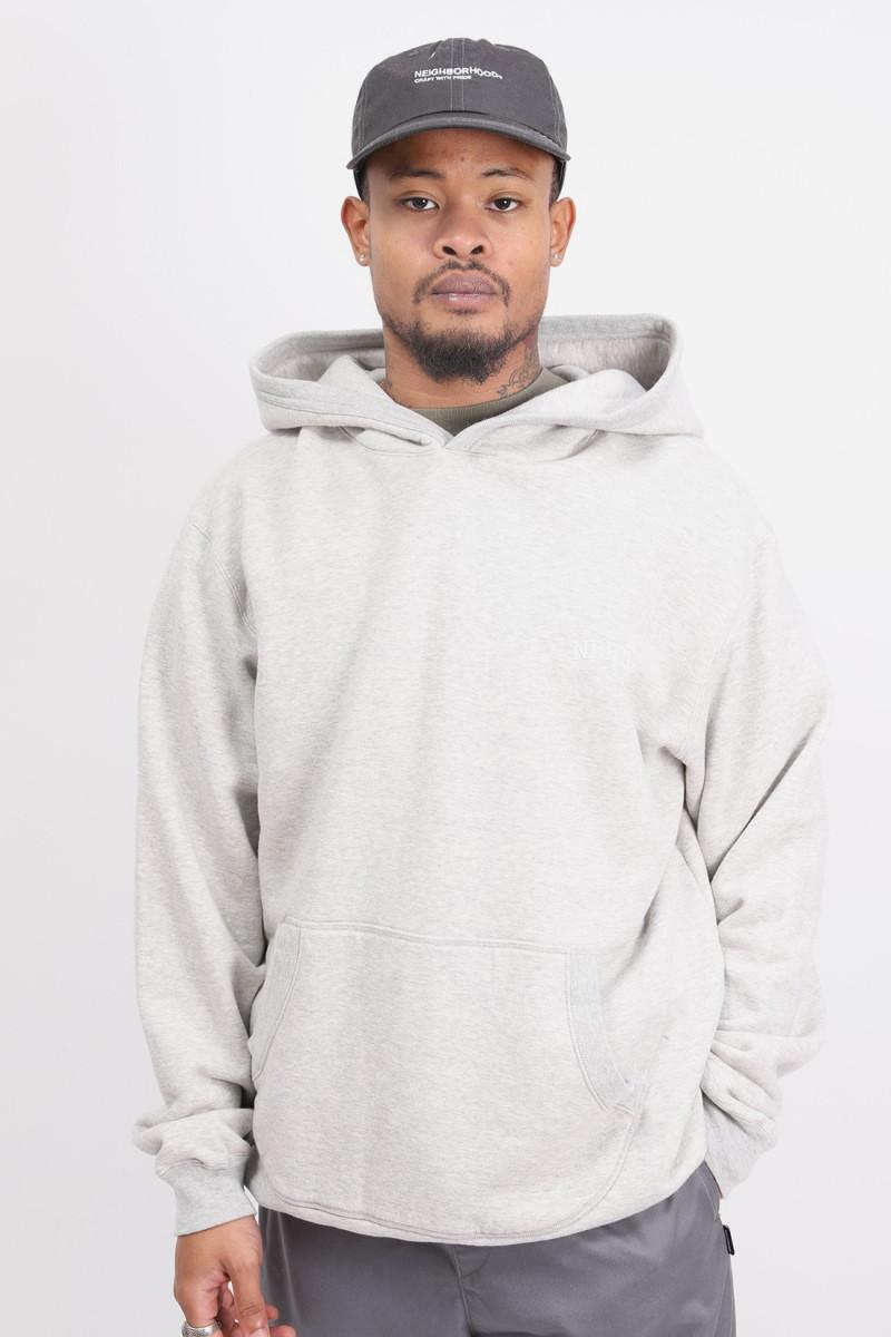 Classic-s / c-hooded . ls Gray