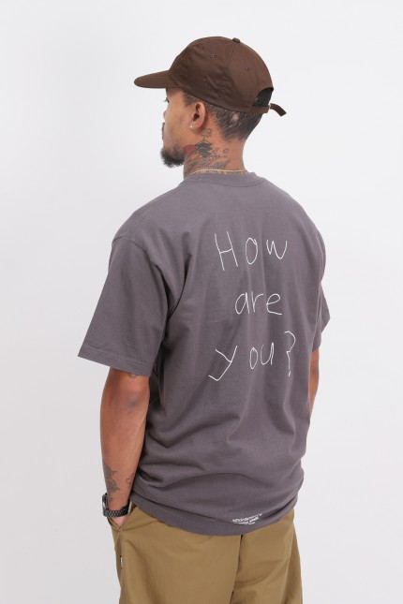 H.w-2 / c-tee . ss Gray
