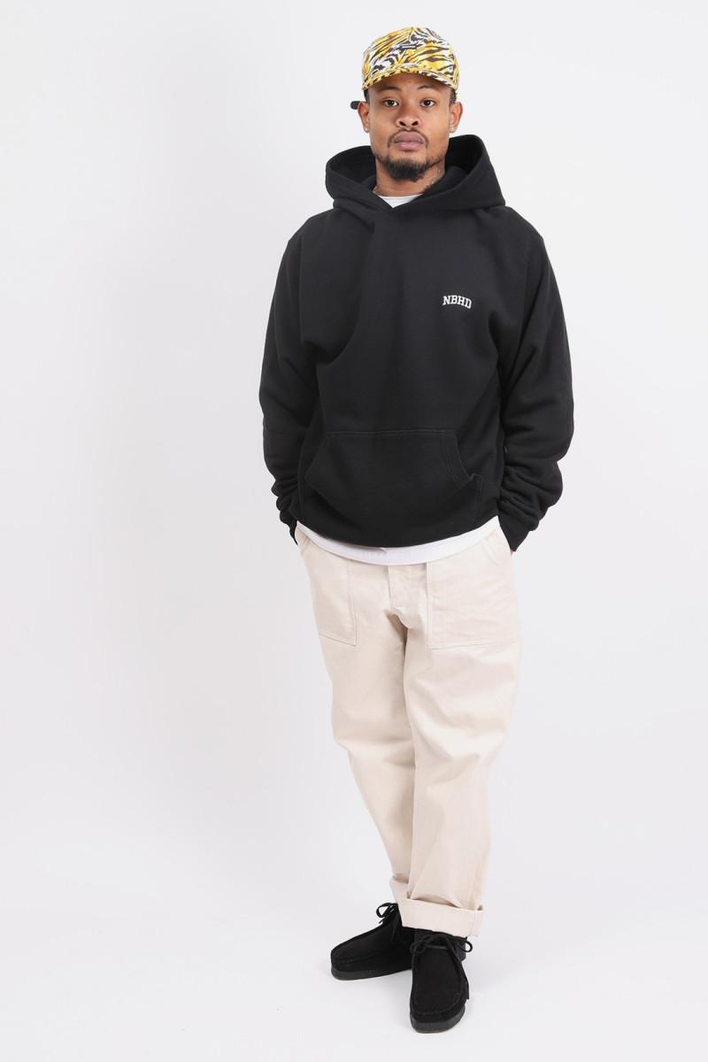 Classic-s / c-hooded . ls Black