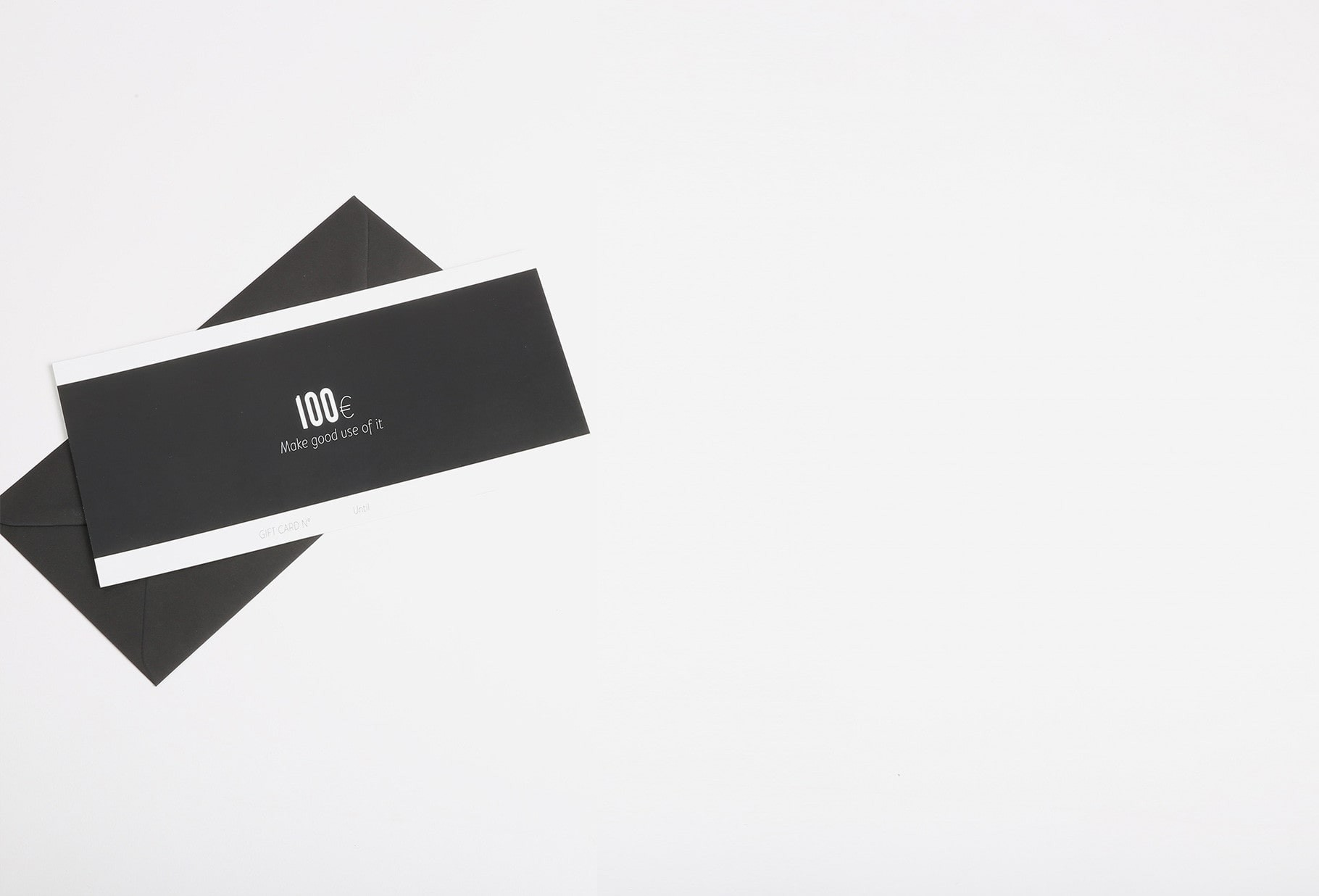 GIFT CARD / Gift card 100€