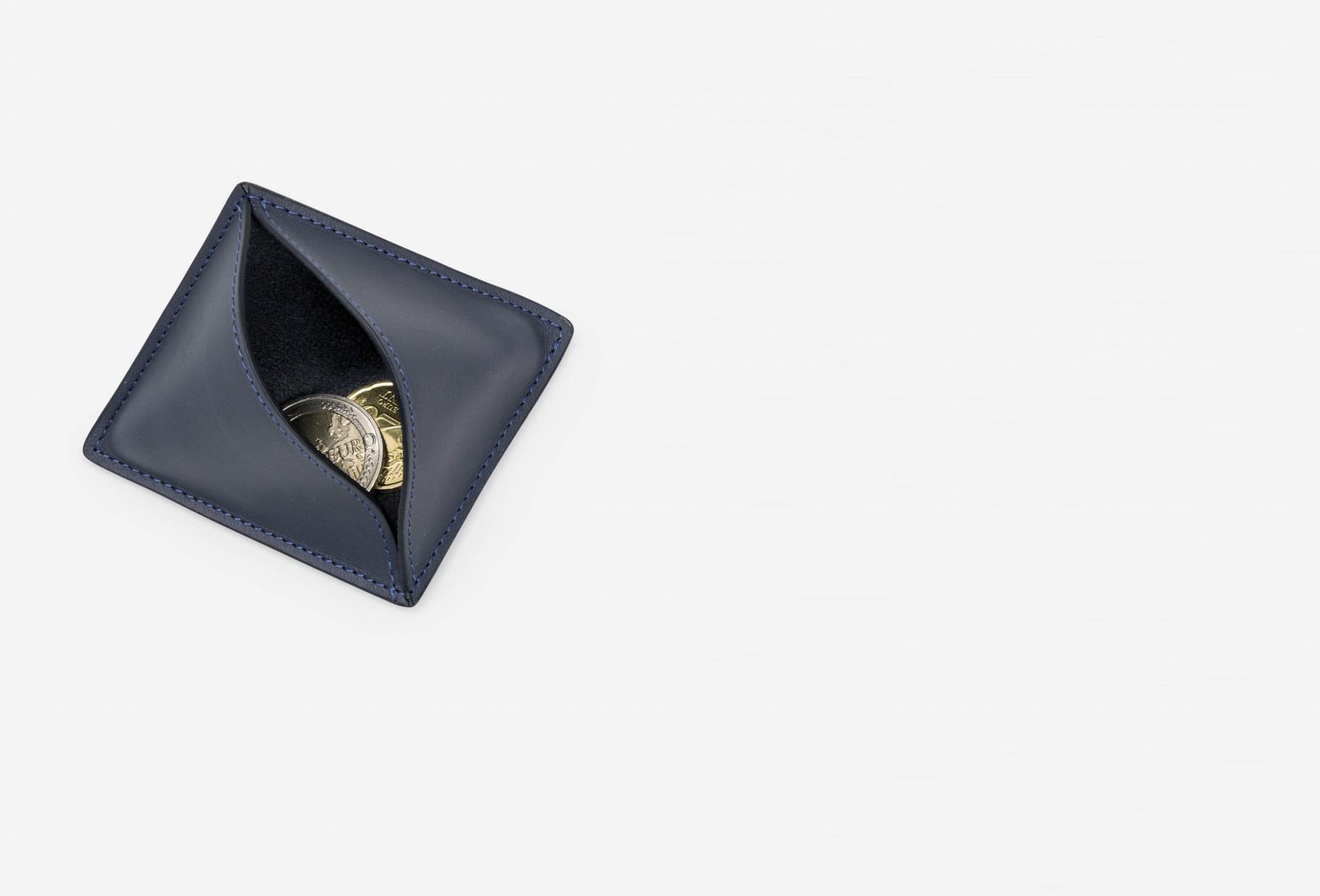 PB0110 / Cm39 purse Blue