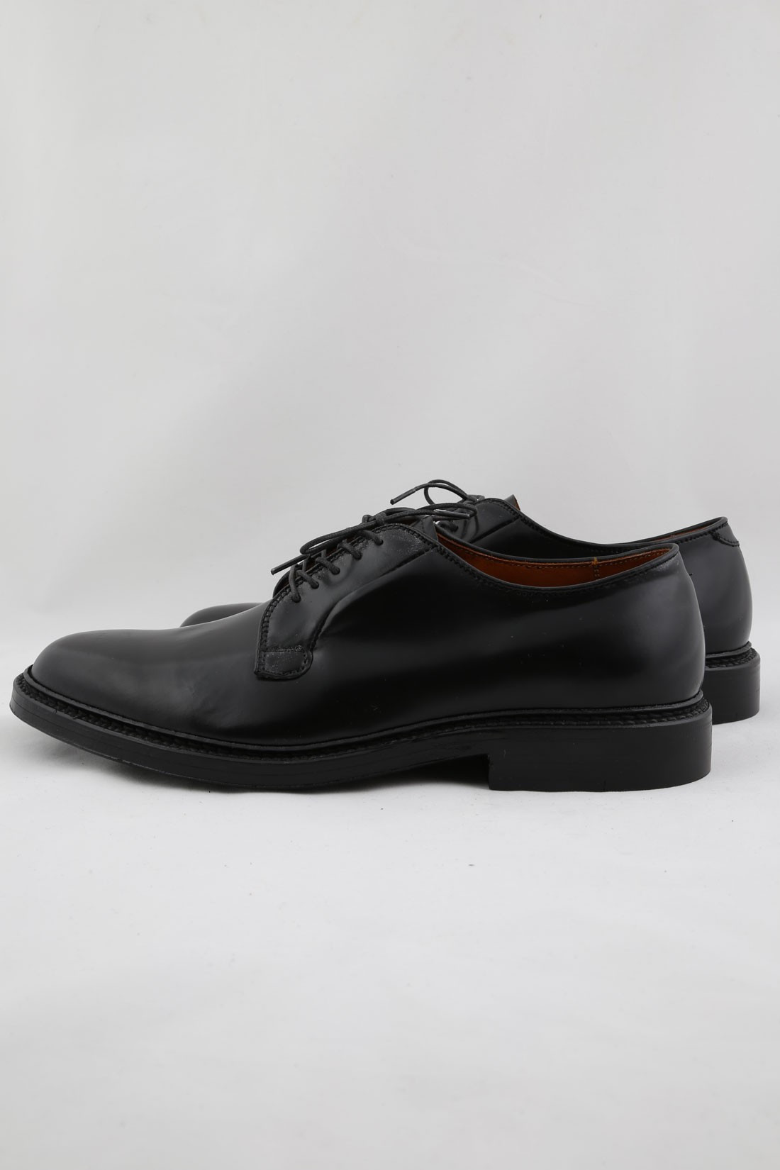 9901 plaintoe blucher cordovan Black