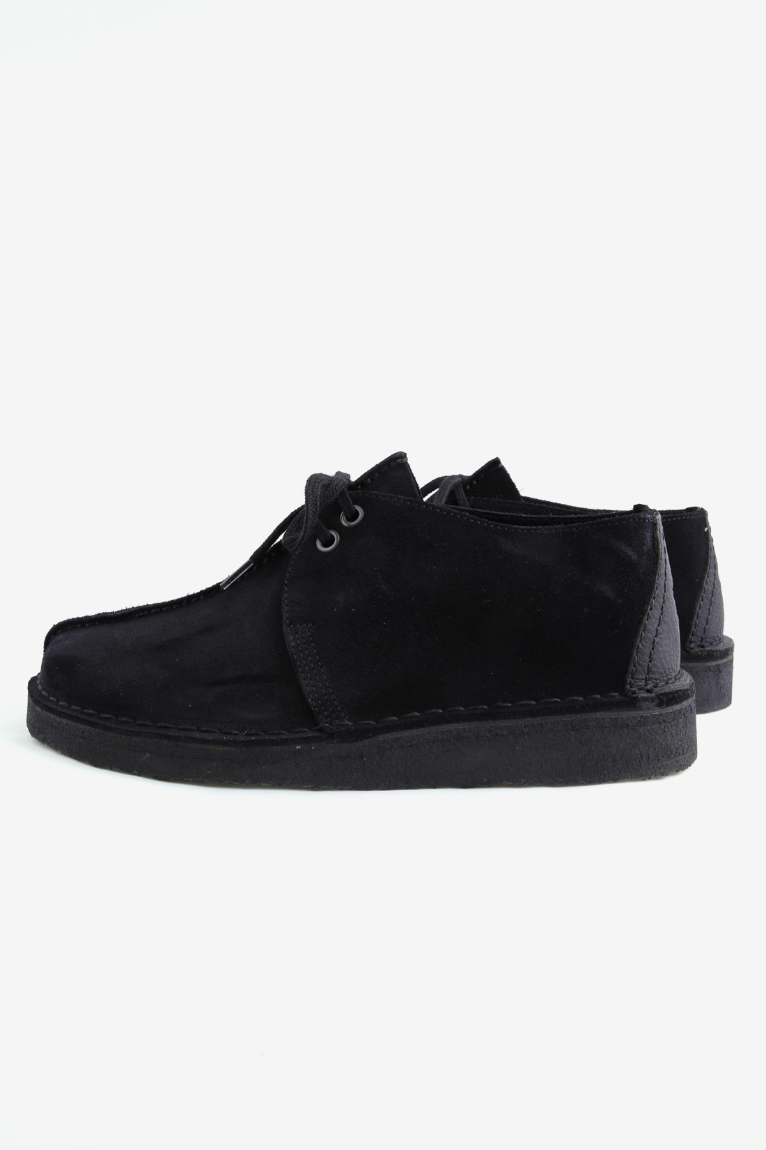 CLARKS ORIGINALS / Desert trek Black suede