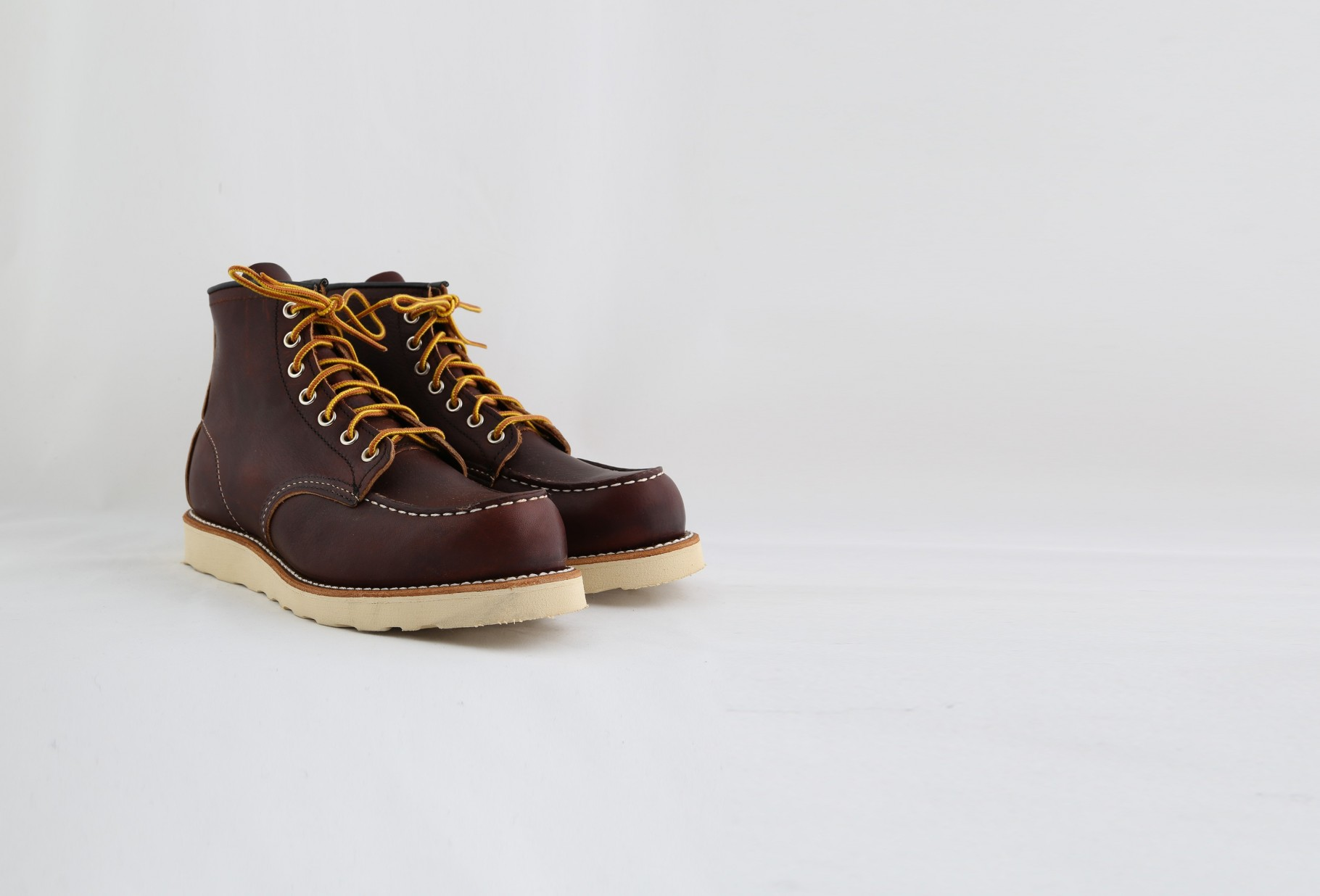 RED WING / Moc toe 6'' style no.8138 Briar