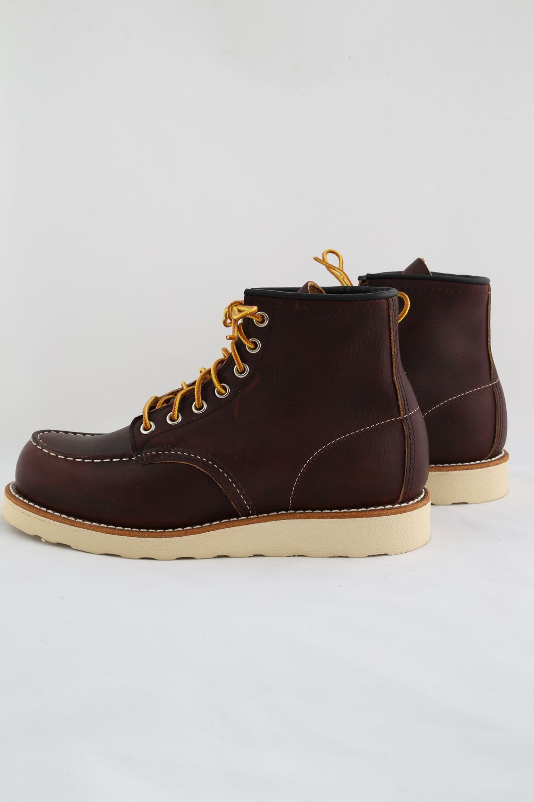 RED WING / Moc toe Style no.8138 briar