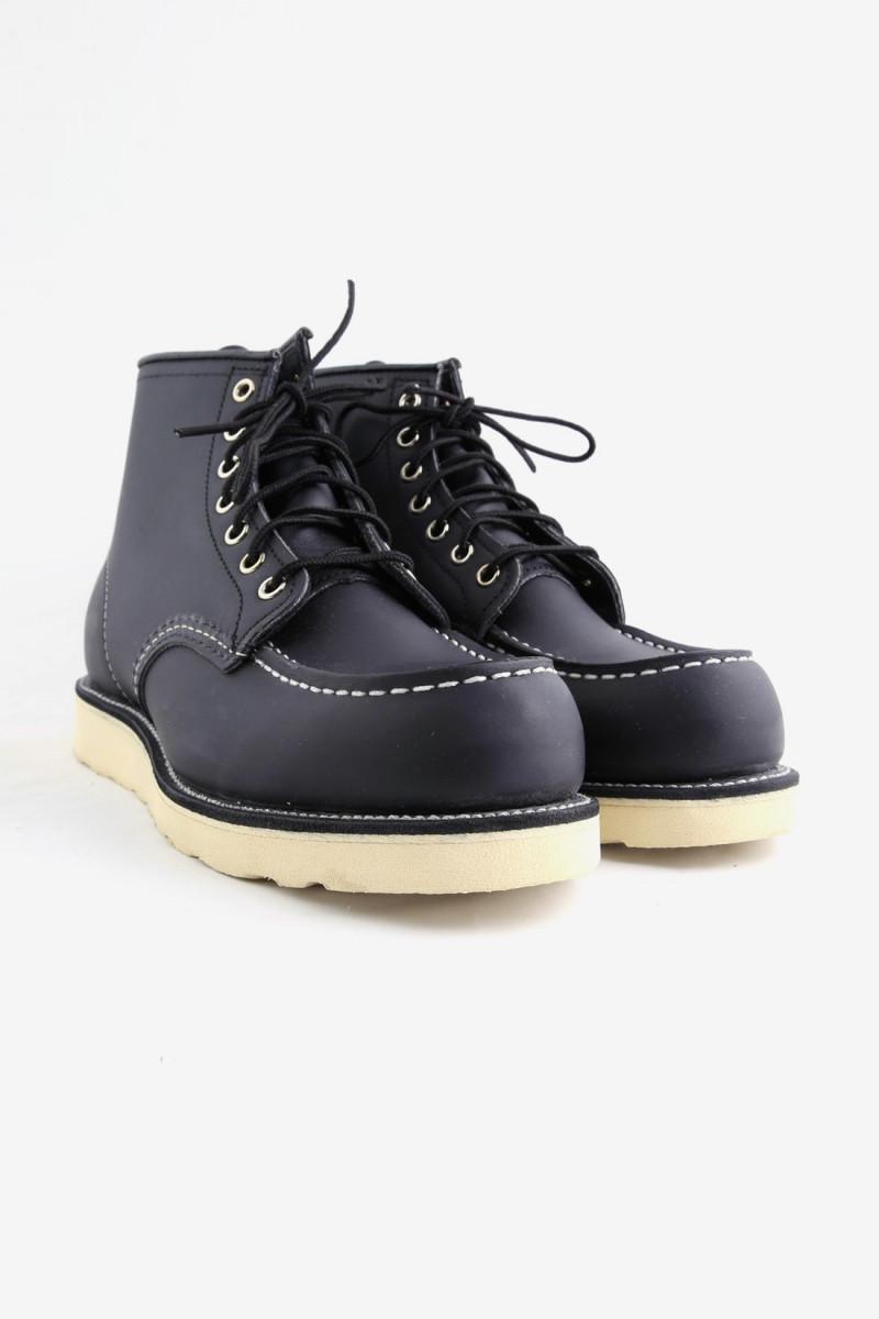 Moc toe Style no.8130 black