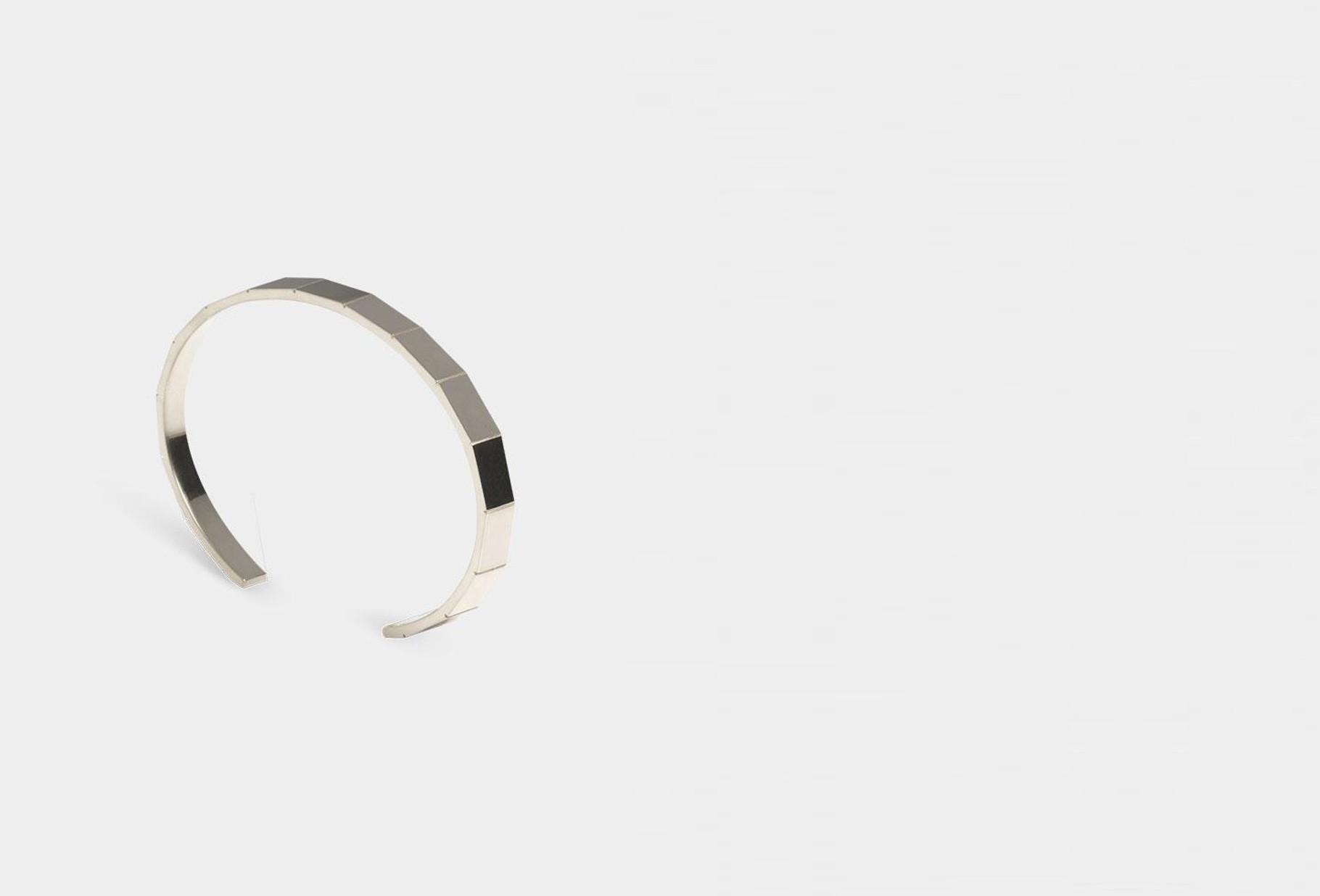 / Bracelet atlas Silver