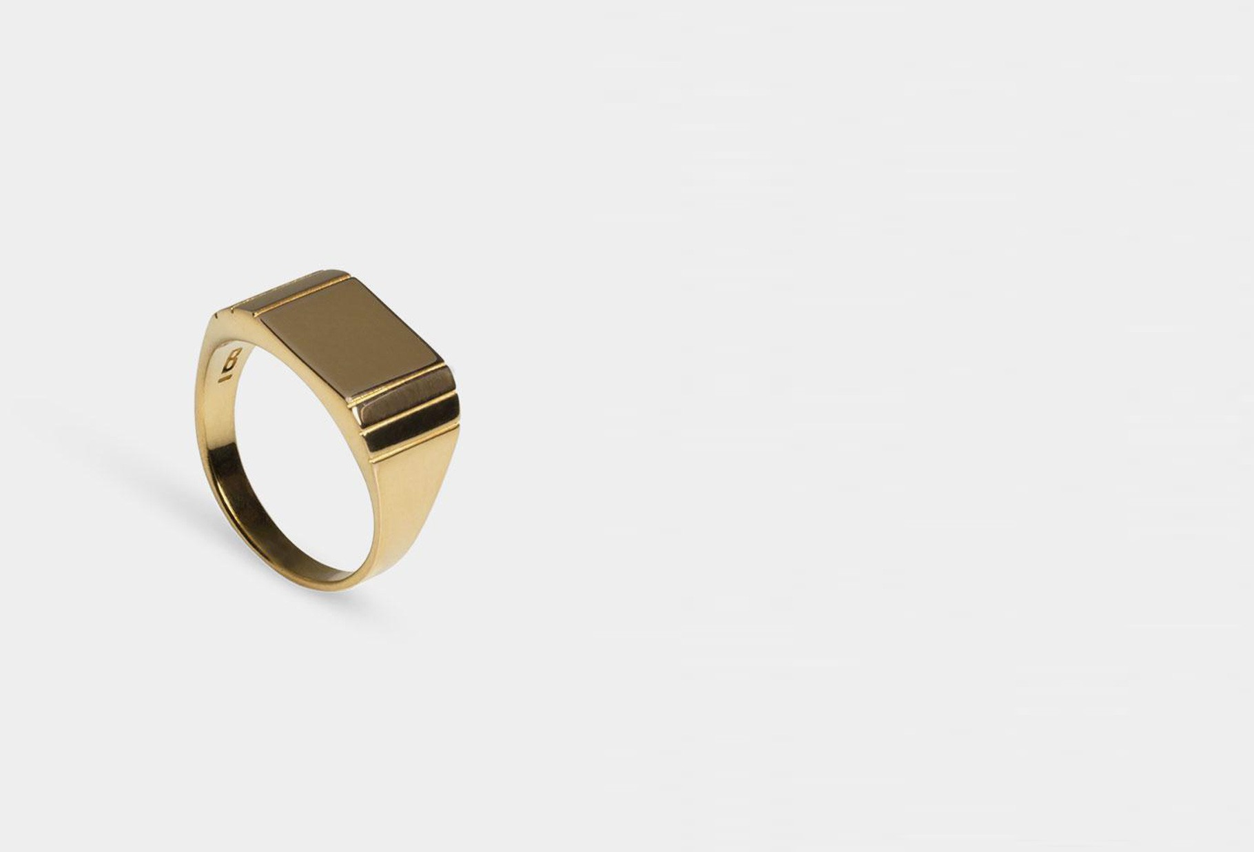 Ring atlas Gold