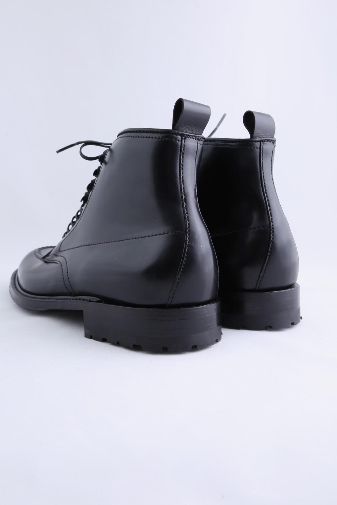 ALDEN SHOE COMPANY / 40509hc indy boots cordovan Black