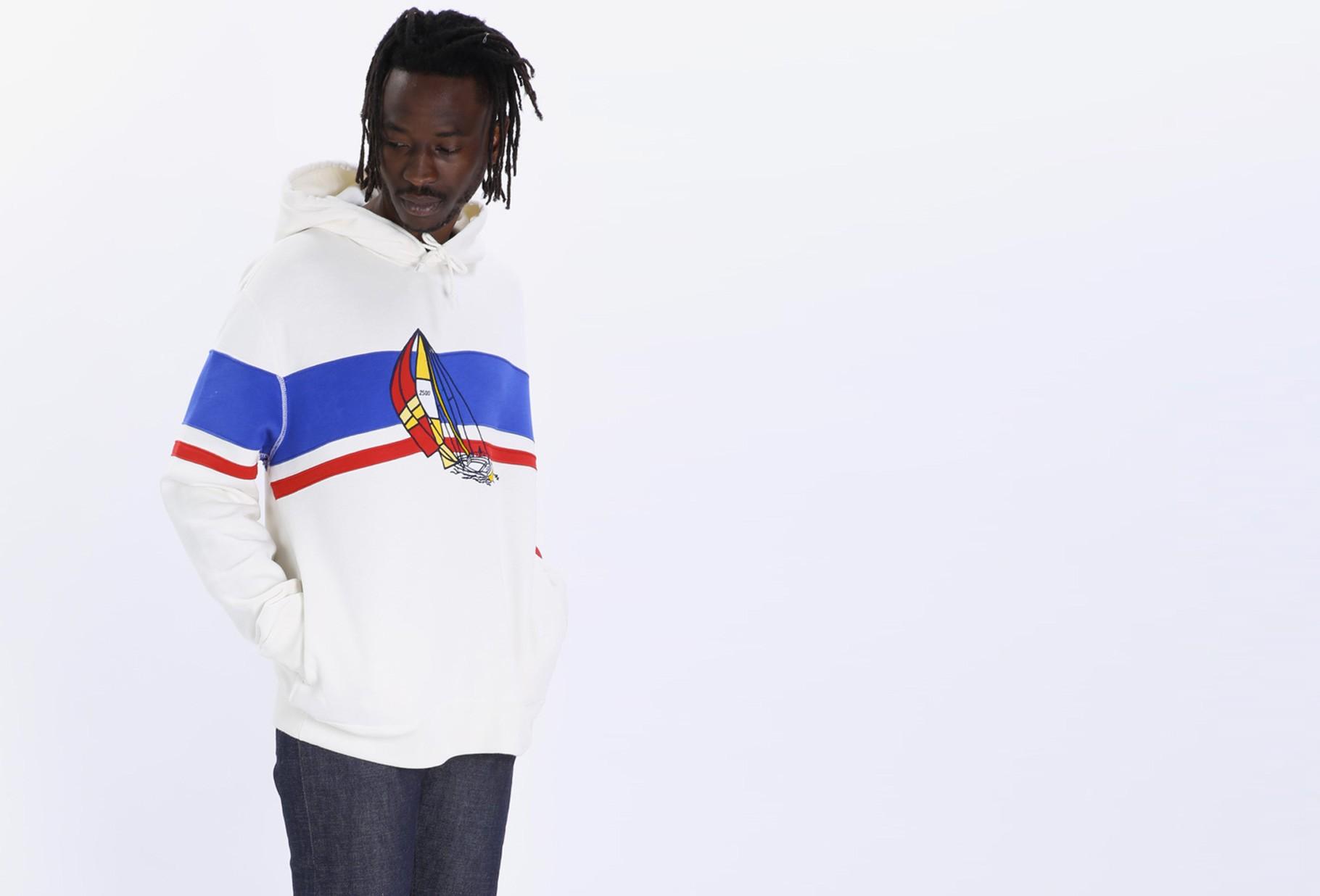 Regatta hoodie deckwash White