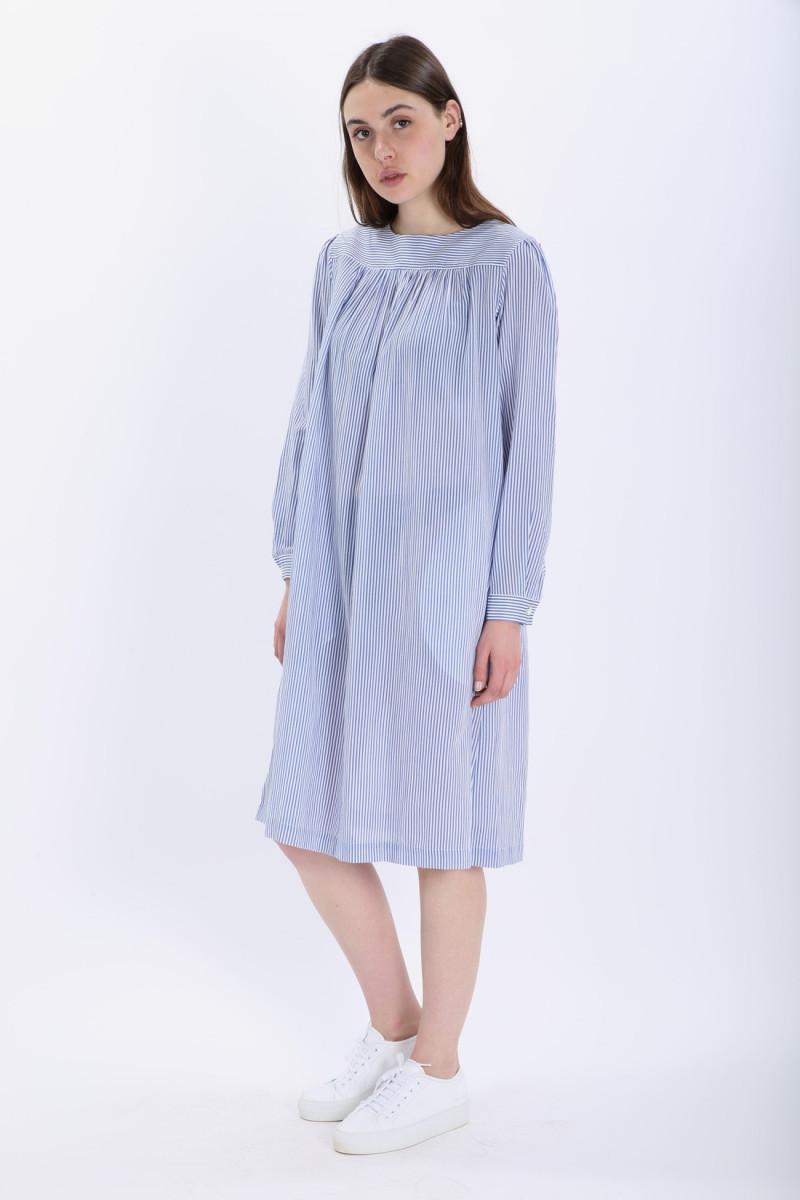 Robe cassie Bleu