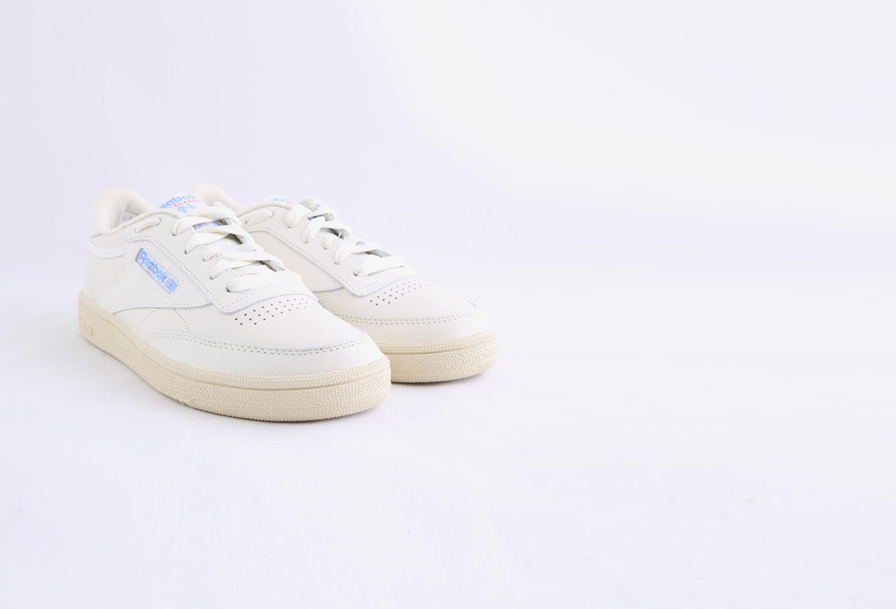 REEBOK FOR WOMAN / Club c 85 Paper white